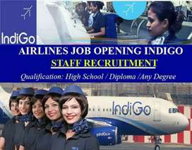 Urgent job opening in airport authority