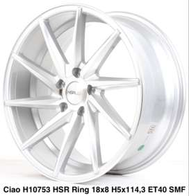 velg racing xpander terios rush livina terbaru accord ring 18