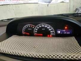 Toyota Yaris type E,  thn 2011,hitam, manual