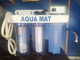 3 Stage Filtration System
