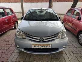 Toyota Etios Liva V, 2011, Petrol
