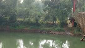 45 cent water frontage plot for sale