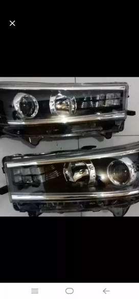 Headlamp lampu depan innova reborn venturer