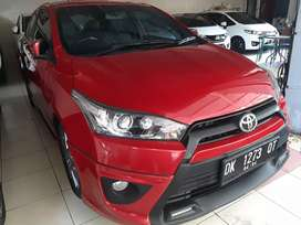 * Di Jual Toyota Yaris 1.5 TRD Sportivo matic 2014 asli Bali *