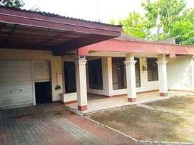 Rumah Tengah Kota dalam Beteng Kraton Jogja
