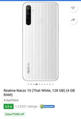 Narzo 10,new mobile