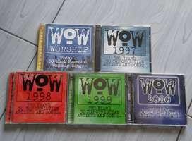Borongan CD impor isi 2 disc