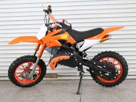 Kids Dirt Bike 50cc
