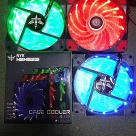 NYK Nemesis Original Fan Casing Ring Fan Case CPU Gaming