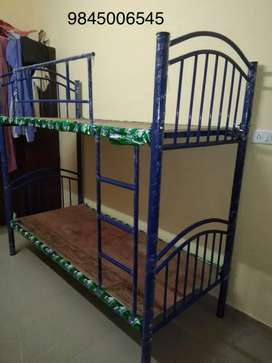 Bunkers with lower price for hostel