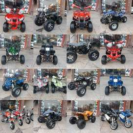 Full Variety Of 2 Wheels & Atv Quad 4 Wheels Bike Deliver In All Pak