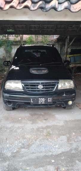 Suzuki Escudo 2001 Bensin