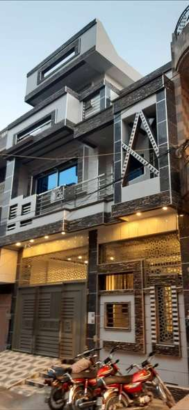 HOUSE FOR SALE IN SHADBAGH(BAJWA STREET)