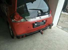 bemper towing bar honda brio.