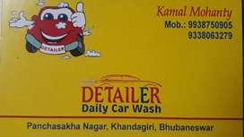 Car washing job in Bhubaneswar - 10 openings-