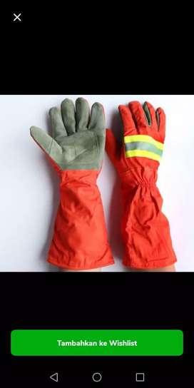 Sarung tangan pemadam murah