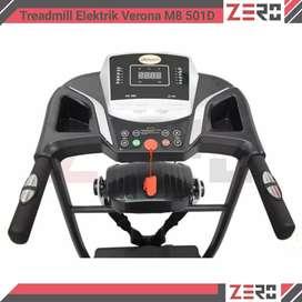 Verona 501D Treadmill Elektrik 2 Fungsi