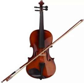 New branded Violin in Ebony wood amazing soundquality in discountoffer