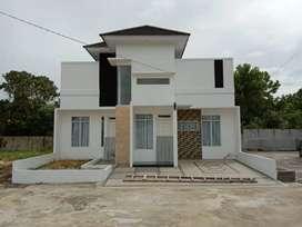 Rumah cluster dekat MALL SKA