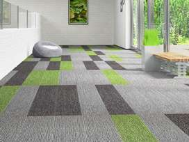 Flooring Carpet Tiles in Karachi