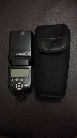 Flash YN560II bagus