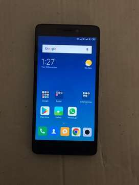Redmi 3S Prime 3 GB + 32 GB with 1 Fancy Cover