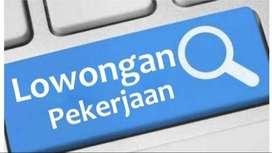 Dicari Admin untuk Online Shop