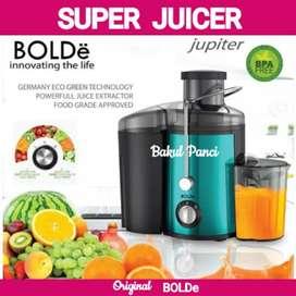 BOLDe SUPER JUICER JUPITER - Pengekstrak Sari Buah