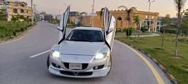 Mazda Rx8 sports for sale (6speed gears)