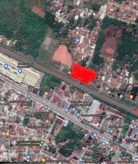 Dijual tanah daerah Pawarengan Kec. Cikampek Kab. Karawang