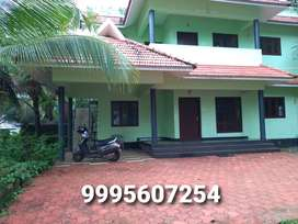 2 Bedroom House Rent at Pattithanam Ettumanoor