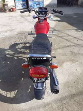 Honda new brand 170000 demand serious person can contact me