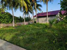 Dijual Sebidang Tanah di Jalan Rel Meunasah Blang Kandang