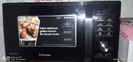 Samsung microwave browing plus smart oven
