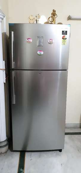 Samsung 550 Ltr double door...newly bought 3 month old..