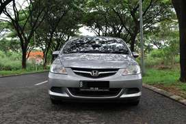 Honda City idsi 1.5 AT 2007 Warna Abu-abu Metalik