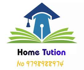 All types of home tution available from 1class to 7class