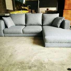 Sofa L-Trap minimalis
