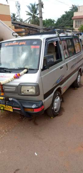 Its omni van with all papers and good condition