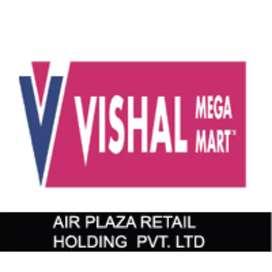 Full time job in shopping mall