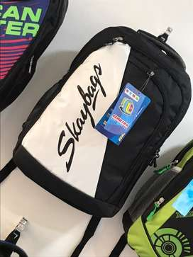 School bags and very good quality at cheap price and many more at shop