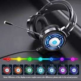 HP H120 Wired Stereo Noise Cancelling Gaming Headphones
