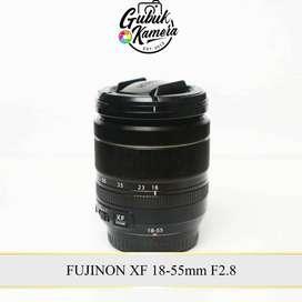Fujinon XF 18-55mm F2.8