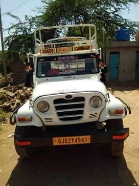 Mahindra Armada 2004 Diesel 15000 Km Driven