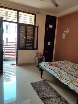 1bhk semi furnished flat at palam near shiv mandir