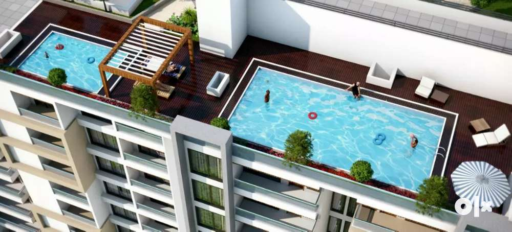 shanker nagar -3bhk luxurious flat at prime location raipur