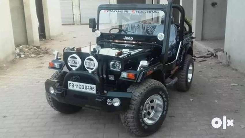 Jain Jeep Motor Garage all State transport facility 0