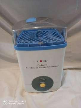 Core Deluxe Electric Steam Sterilizer / Steril Botol