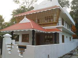 4BHK Independent house for sale in Kangarappady