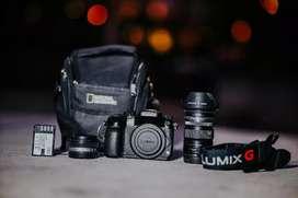Lumix GH3 banyak bonus